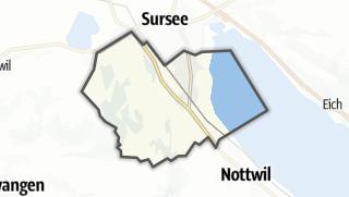 地图 / Oberkirch