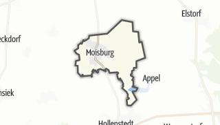 מפה / Moisburg