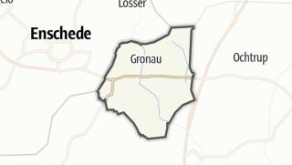 地图 / Gronau (Westfalen)
