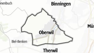 Mapa / Oberwil (BL)