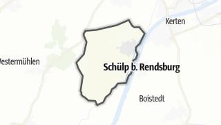 Karte / Nübbel