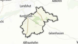 מפה / Kumhausen