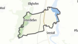 Mapa / Unterdießen