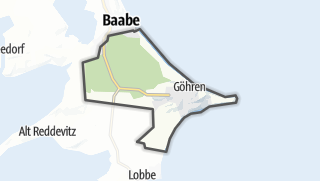 地图 / Göhren