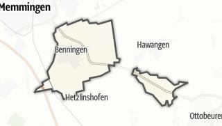 Map / Benningen