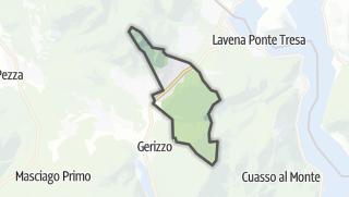Mapa / Marchirolo