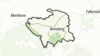 Carte / Brennberg