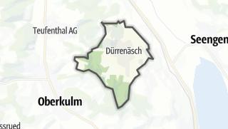Cartina / Dürrenäsch