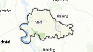 Mapa / Vilgertshofen