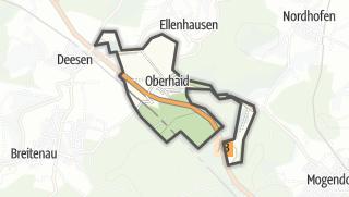 Cartina / Oberhaid