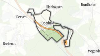 Mapa / Oberhaid
