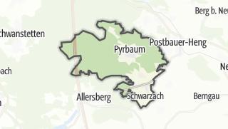 Mapa / Pyrbaum