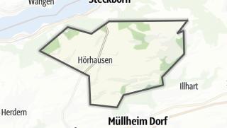 地图 / Homburg