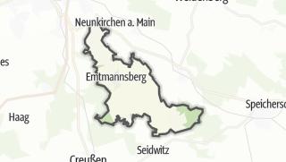 Cartina / Emtmannsberg