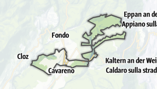 Karte / Sarnonico