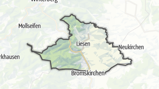 Mapa / Hallenberg