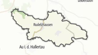 Cartina / Rudelzhausen