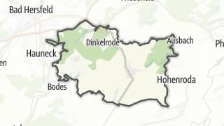 Karte / Schenklengsfeld