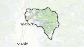 Cartina / Frantschach-Sankt Gertraud