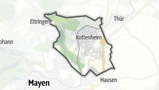 Cartina / Kottenheim