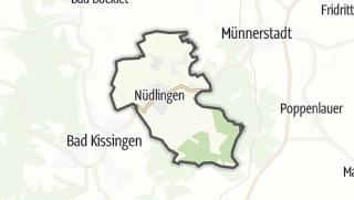Carte / Nüdlingen