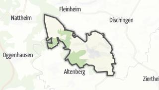 Mapa / Zöschingen