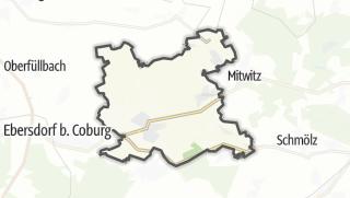 Carte / Sonnefeld