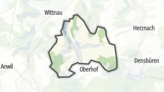 מפה / Wölflinswil