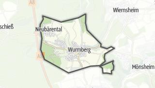 Cartina / Wurmberg