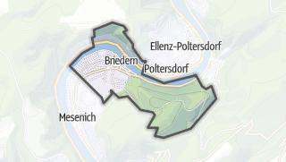 Karte / Briedern