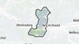Karte / Dellach im Drautal