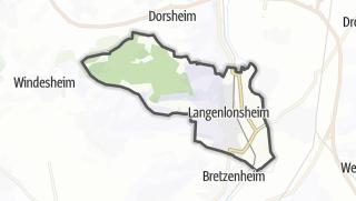 Map / Langenlonsheim