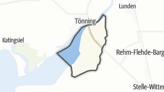 Mapa / Karolinenkoog