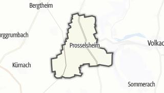 Cartina / Prosselsheim