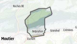 Cartina / Belprahon