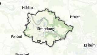 Cartina / Riedenburg