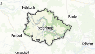 Mapa / Riedenburg