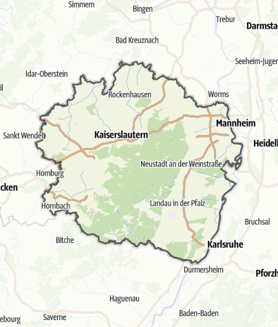 Map / Palatinate