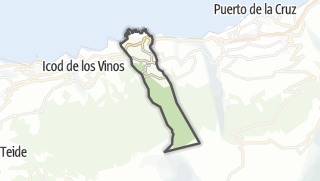 Mapa / La Guancha