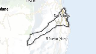 Carte / Breña Baja
