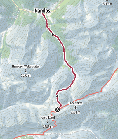 Map / Terugtocht --> Keti's