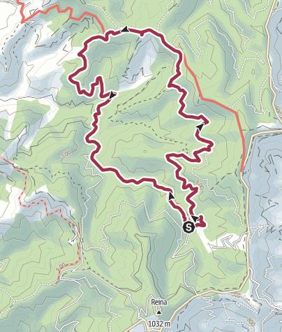 Map / Málaga Wald Torrijos I