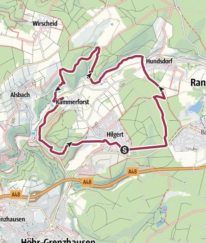 Karte / Masselbachtal  (HG5)