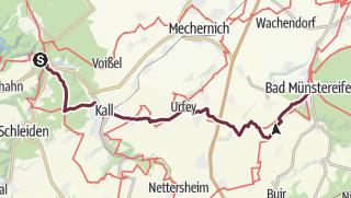 Mapa / Weg der Deutschen Einheit 4. Etappe