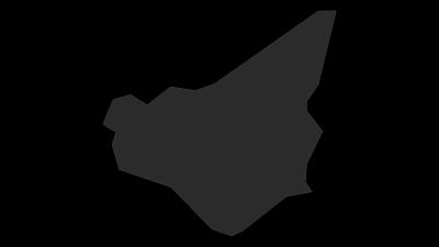 Cartina / La Val d'Ultimo in Sud delimitazione Crest