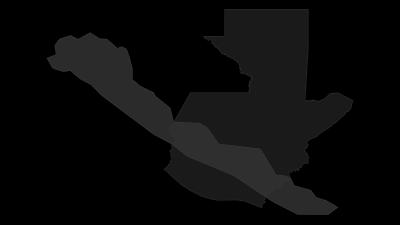 Kartta / Sierra Madre de Chiapas