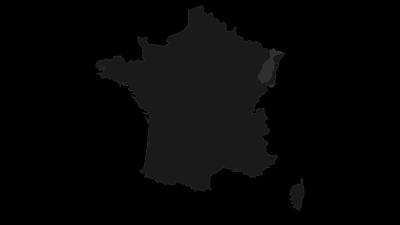 Carte / Massif des Vosges