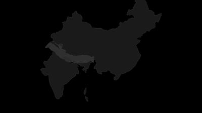 Hartă / Himalayas