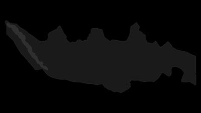 Hartă / Barisan Mountains