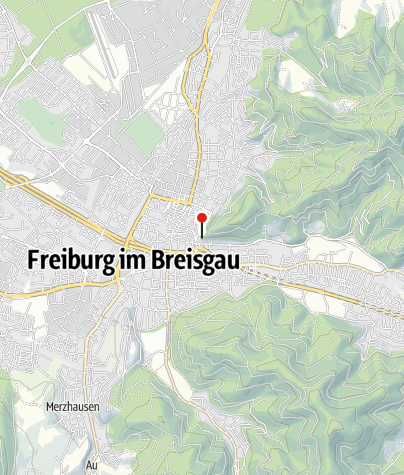 Karte / Greiffeneggschlössle